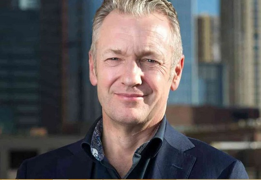 Ogilvy appoints Andy Main as Global CEO