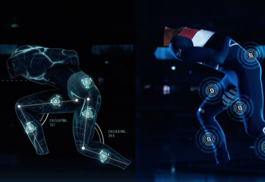 Cheil Amsterdam and Samsung Benelux develop Samsung Smartsuit to